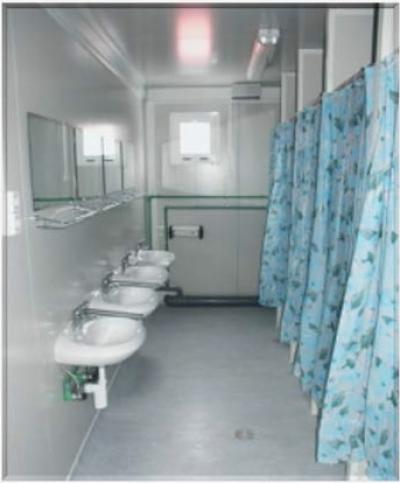 Grupuri sanitare si bucatarii